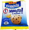 Bizcochuelo sabor vainilla con chips de chocolate - 1 Minuto Taza - Product