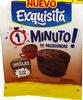 Bizcochuelo sabor chocolate - 1 Minuto - Product