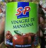 vinagre de manzana - Producto