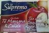 Te Supremo con sabor Té de Manzana y Canela - Produkt