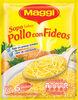 Sopa De Pollo Y Fideos 70 GR - Produit