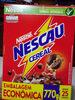 Cereal matinal Nescau - Produto