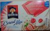 Quaker Cereal Mix Iogurte com Frutas Vermelhas - Produto