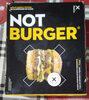 Not Burger - Produto