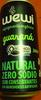 Guarana Natural zero sodio sem co conservantes sem ingredientes artificials - Produto