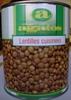 Lentilles cuisinées - Product