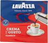 Crema e gusto classico caffè macinato - Product