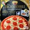 Pizza Microondabile Mozzarella e Pomodorini - Product