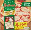 Bella napoli la classica margherita pizza surgelata - Product