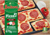 BuitonIGPizza alla seconda salame pizza surgelata - Product