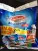 Mozzarella (Lot de 3) - Produit