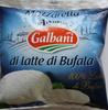 Mozzarella di latte di bufala - Produkt