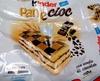 Pan e cioc Kinder FERRERO con scaglie di cioccolata extra - Prodotto