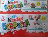 Kinder Surprise 3 pack - Prodotto