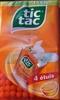 Tic Tac orange - Product
