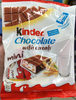 Chocolate with cereals - Produit