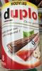 Gaufrettes recouvertes de cacao fondant aux éclats de noisettes - Product