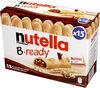 NUTELLA B-READY biscuits 330g paquet de 15 pièces - Produit