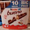 Kinder Bueno - Produkt