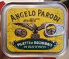 Filetti di sgombro in olio d'oliva - Product