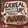Cereal up barrette con cioccolato fondente - Produit