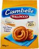 Ciambelle - Product