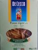Penne rigate nº 41 Bio (Al dente 6 min) - Product