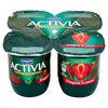 Danone Activia Fragola X4 - Produit
