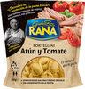 Tortellini relleno de atún y tomate - Produit