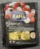 Grand Ravioli Tomates et Mozzarella aux Olives Concassées - Product