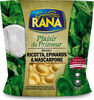 RAVIOLI RICOTTA EPINARDS MASCARPONE - Produit