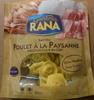 Ravioli Poulet à la paysanne Mozarella & Bacon - Product