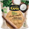 Ravioli bio blé complet épinards ricotta burrata - Producto
