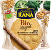 Bio integral ravioli integral relleno de crema - Product