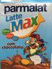 Latte Max con cioccolato - Prodotto