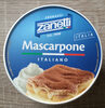 Mascarpone Zanetti 250 GR - Producte