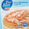 Vivi bene pizza margherita integrale surgelata - Produit