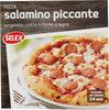 Pizza con salamino piccante surgelata - Prodotto