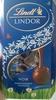 Lindor - Bouchées de chocolat noir fourré d'un suprême fondant - Prodotto