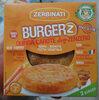Burger'z quinoa e carote al profumo di zenzero - Prodotto