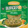 Burger quinoa, spinaci e verze - Product