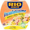 Insalatissime delizia di mais e tonno - Salade de maïs et thon pâle - Product
