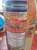 Succo 100% tropicale con vitamina C - Produit