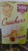 Crackers sin gluten - Producto