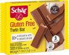 Twin bar galletas de barquillo cubiertas de chocolate - Produkt