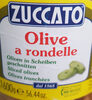 Olive a rondelle - Product