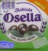 La Robiola Osella con olive nere - Produit