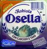 Robiola con carciofi e timo - Produit