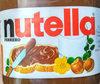Nutella - Prodotto