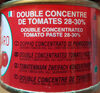 Lot 3X70G Double Concentre De Tomate Giaguaro - Product